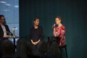 Anna Stenstam och Kajsa Bengtson